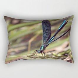 Libellula Rectangular Pillow