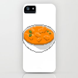 Madras Curry iPhone Case