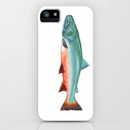 Bob Marshall Bull iPhone Case