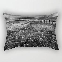 Fields of gold. Rectangular Pillow