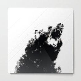 Big Bear Metal Print