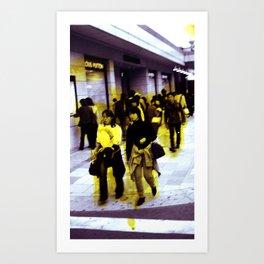 Nagoya_05 Art Print