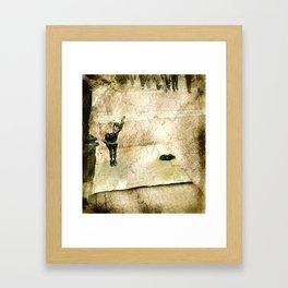 Marionnette  Framed Art Print
