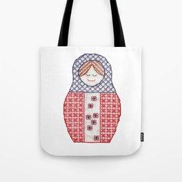 Russian Doll Tote Bag
