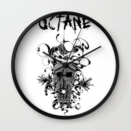 Octane Wall Clock