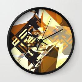 9818 Wall Clock