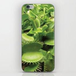 Venus Flytrap iPhone Skin
