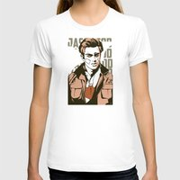 jay fleck T-shirts featuring Jay by Shop 5
