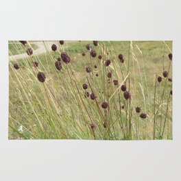 French Meadow Nature Rug