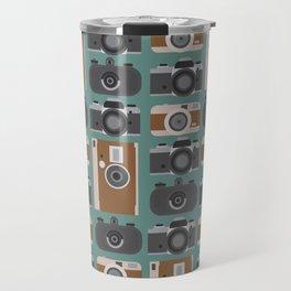 Analogue cameras Travel Mug
