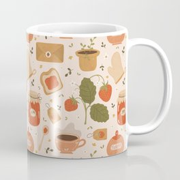 Strawberry Jam Coffee Mug