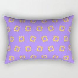 Yellow Frame - Friends. Rectangular Pillow