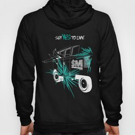 SAY YES TO LIFE Hoody