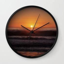 A little bit of heaven Wall Clock