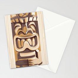 Happy Tiki Stationery Cards