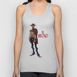 Il buono. The good, the bad and the ugly Unisex Tank Top