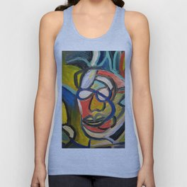 Man Of The Hour Unisex Tank Top