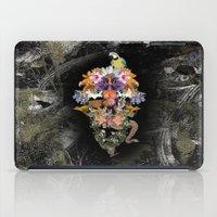 animal skull iPad Cases featuring ANIMAL SKULL by sametsevincer