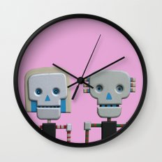 Grandparents Wall Clock