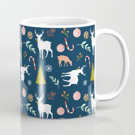 Christmas Spirit #society6 #decor #buyart Coffee Mug