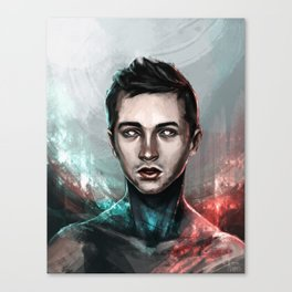 Blurryface Canvas Print