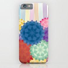 Between The Flowers Slim Case iPhone 6s