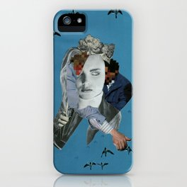 """""""LEATHER RIDES HIGH"""" iPhone Case"""