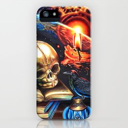 The Right Time iPhone Case
