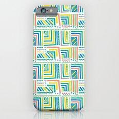 Geometric Color iPhone 6s Slim Case