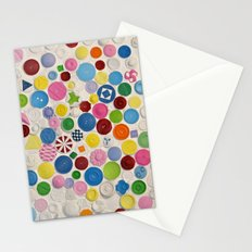 Button Box Stationery Cards