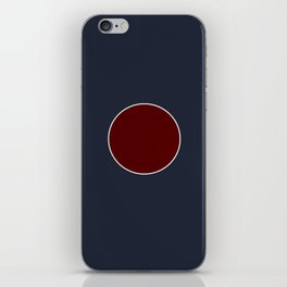 It's not a circle only. Feel it. iPhone Skin