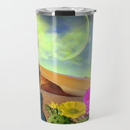 Cactus Land Travel Mug