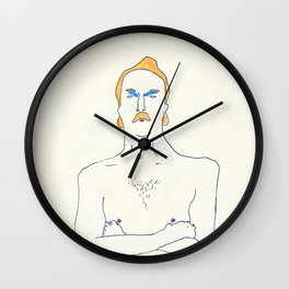 loincloth Wall Clock