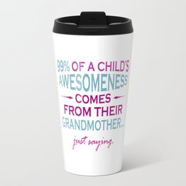 GRANDMOTHER Travel Mug