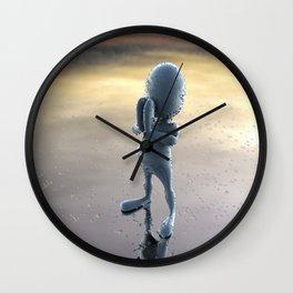 The Calm Wall Clock