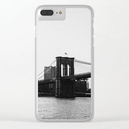 Manhattan III Clear iPhone Case