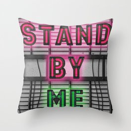 Stand By ME - Shutdown Throw Pillow