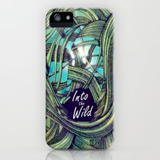 Into The Wild iPhone (5, 5s) Slim Case