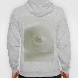 Beautiful White Shell #society #decor #buyart Hoody
