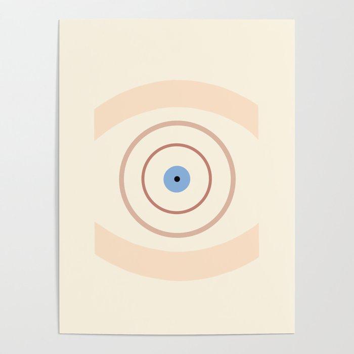 (Bull's) Eye Poster