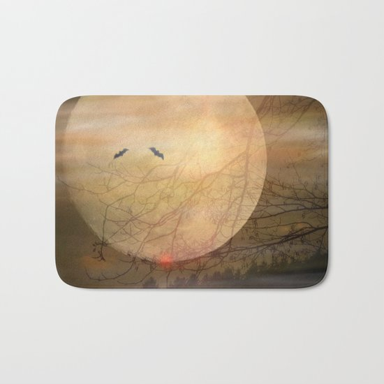 Moonlight Serenade Bath Mat