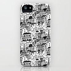 Paris Streets iPhone SE Slim Case
