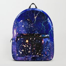 Electric Shark Backpack