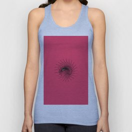 31 E=Lookingatyou Unisex Tank Top