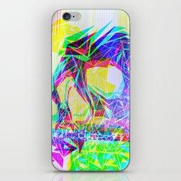 Shatters_Glitch iPhone Skin