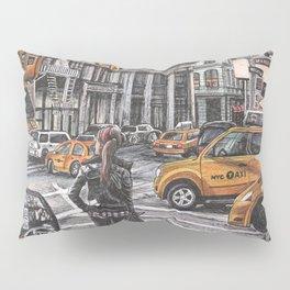New York I Love You Pillow Sham