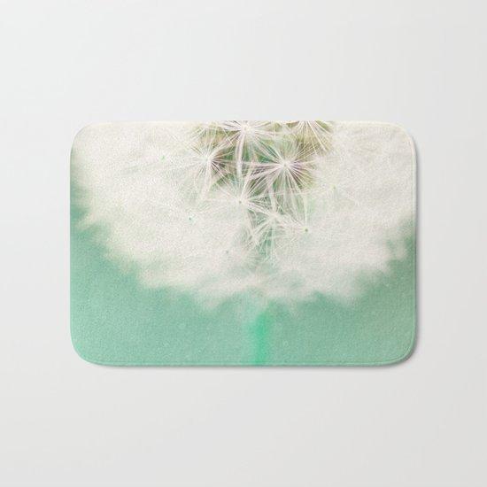 Dandelion Seed Bath Mat