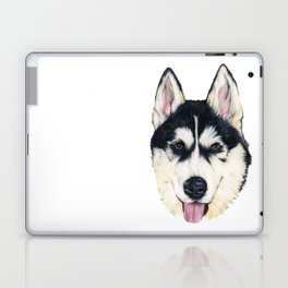 Husky Laptop & iPad Skin
