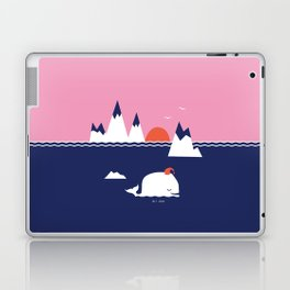 Little Whale Laptop & iPad Skin