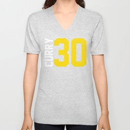 Curry Steph Curry 30 Unisex V-Neck